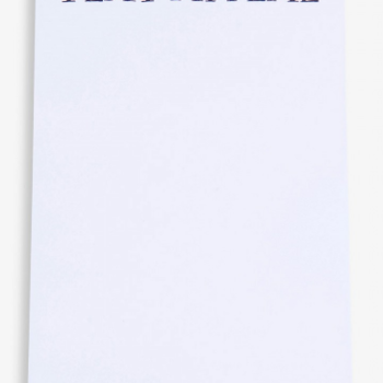 Text Appeal Magnetic Notepad