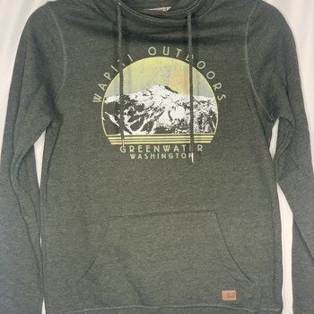 Techstyles The Sandy Wapiti  Outdoors Sweatshirt