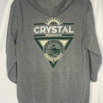 Crystal Mountain Clothing and Collectables Men's Crystal Mountain Legend Hoody