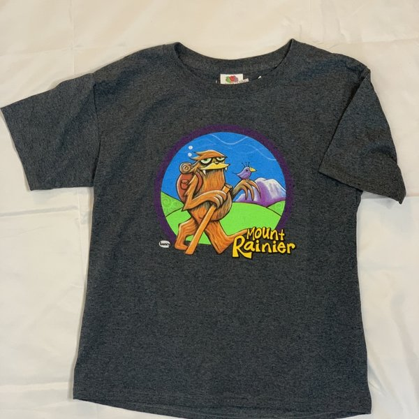 It's a Henry It's A Henry Sasquatch Hiking Youth Tee