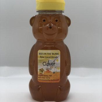 12oz Plastic Bear of Honey