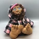"Bigfoot Shesquatch w/ jacket - 10"""