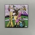 It's a Henry Henry Wapiti Elk- Canvas