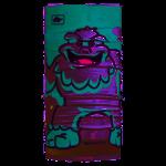 Turtle Fur Turtle Fur- Totally Tubular Yeti for Fun Neck Tube (Small)
