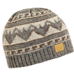 Turtle Fur The Dude Lambswool Beanie (Charcoal)