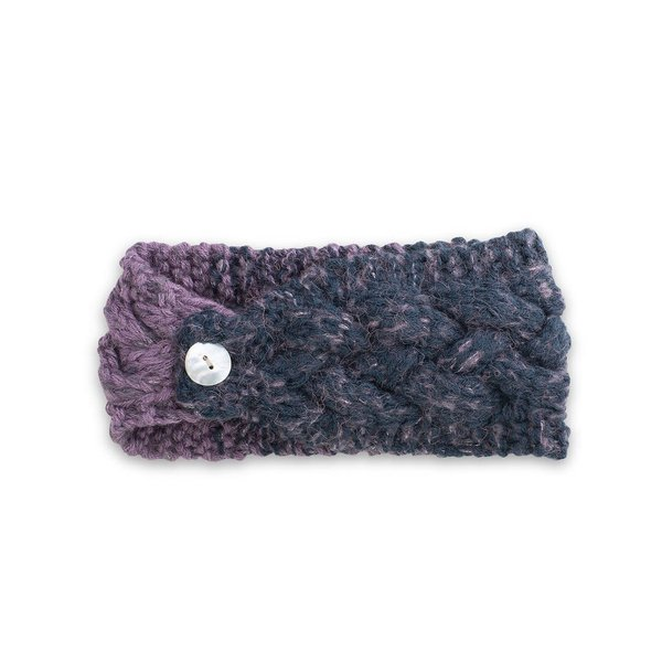 Ginger Headband - Indigo