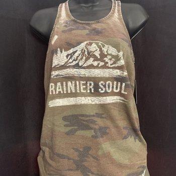 Mount Rainier Clothing and Collectables Mt Rainier Soul Tank Top
