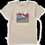 LIFE IS GOOD Life Isn't Easy T-Shirt