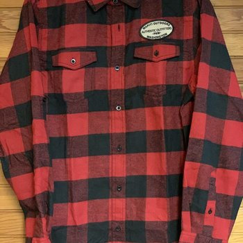 Wapiti Outdoors Flannel Plaid - Wapiti Outdoors