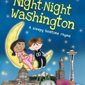 Night Night Washington Kid's Book