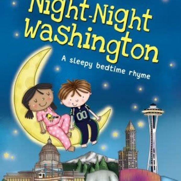 Night Night Washington Kid's Book