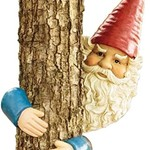 Gnome Tree Hugger 3 Piece Set