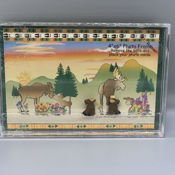 Mt. Rainier 4x6 Acrylic Frame