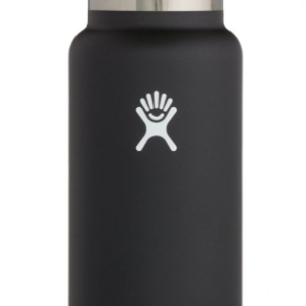 Hydro Flask 32 oz. Wide Mouth w/ Straw Lid
