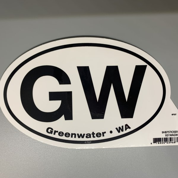 TGT Stickers - Large