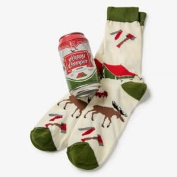 Beer Can Socks
