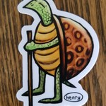 It's a Henry It's A Henry Sticker