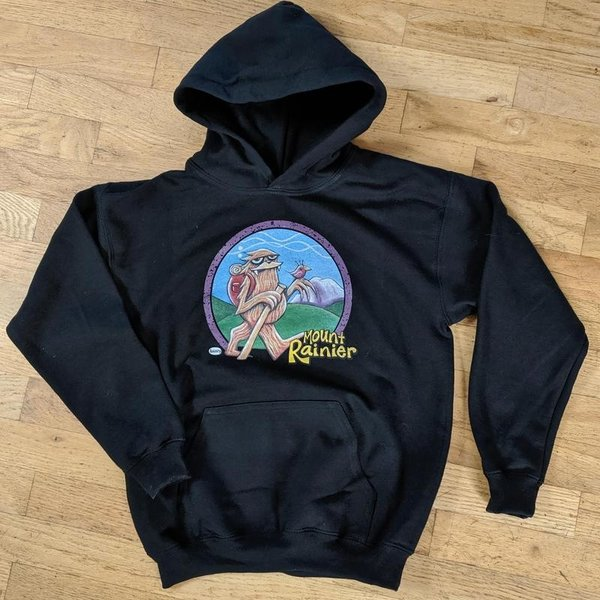 It's a Henry It's A Henry Sasquatch Hiking Youth Hoodie