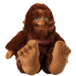 "Bigfoot w/o jacket - 10"""