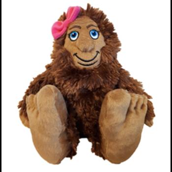 "Bigfoot Shesquatch w/o jacket - 10"""