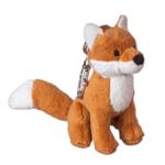 Stuffed Animal Key Chain/Zipper Pull