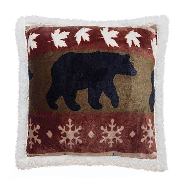 Carsten's Plush Pillow