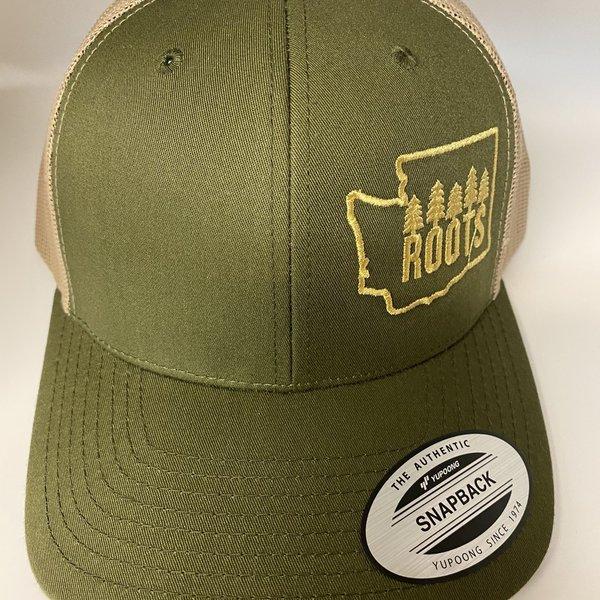 WA Roots Trucker Hat