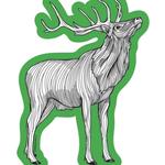 Waterknot Sticker