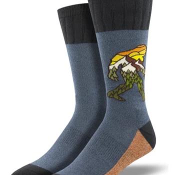 Men's Atomic Child Socks