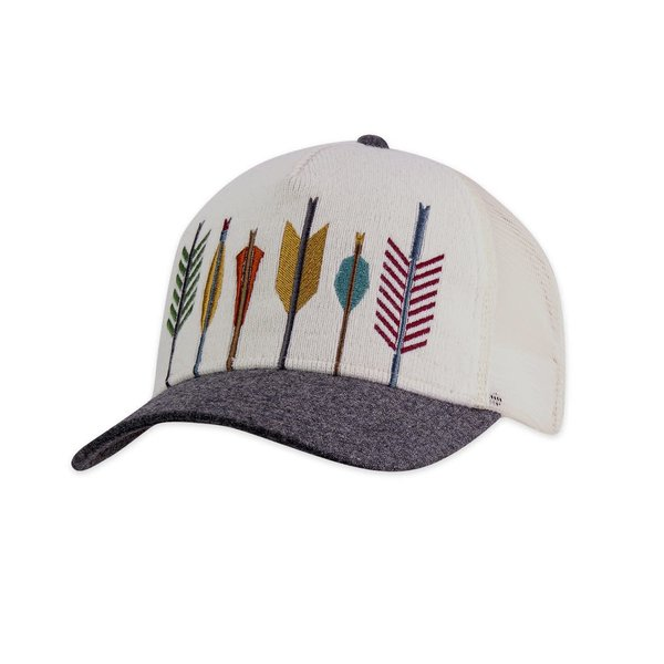 Pistil Quiver Trucker Hat- Fall
