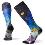 Smartwool Smartwool PhD Ultra Light Benchetler Print Socks