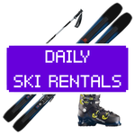 Wapiti Outdoors Daily Ski Rental