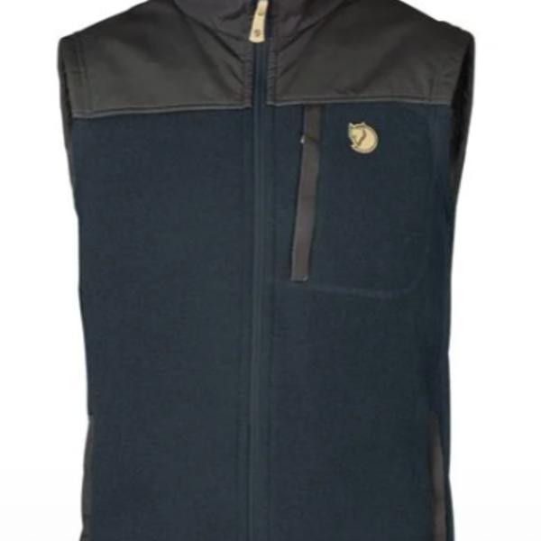 Fjallraven Buck Fleece Vest