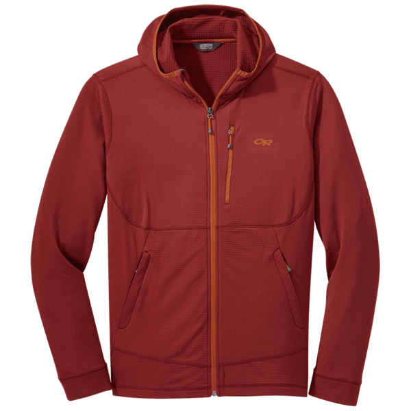 Outdoor Research Men's Vigor Full Zip Hoodie