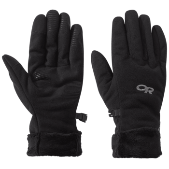 Outdoor Research Women's Fuzzy Sensor Gloves