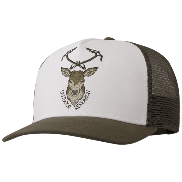 Outdoor Research Stag Axe Trucker Cap