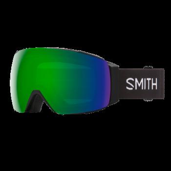Smith I/O Mag Black w/ ChromaPop Sun Green Mirror/ChromaPop Storm Rose Flash