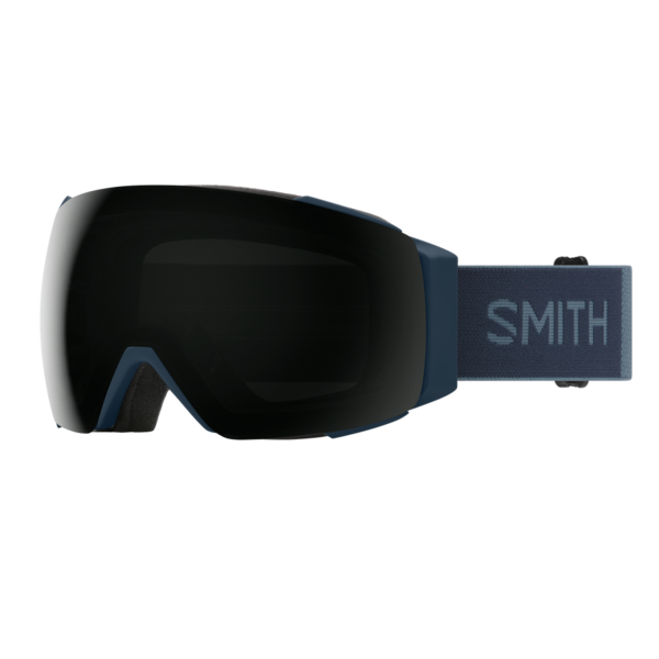 Smith I/O Mag French Navy w/ ChromaPop Sun Black/ChromaPop Storm Rose Flash