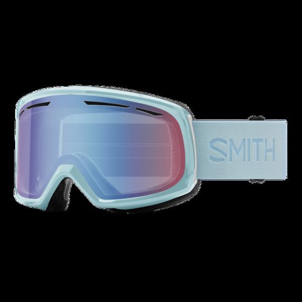 Smith Drift - Polar Blue w/ Blue Sensor Mirror Lens