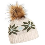 Turtle Fur Lambswool Snap Beanie