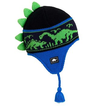 Turtle Fur Kid's Dr. Dino Beanie
