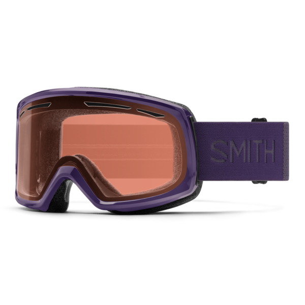 Smith Drift - Violet w/ Ignitor Mirror Lens