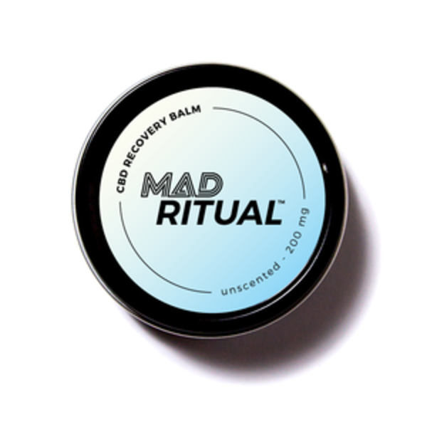 Mad Ritual Mad Ritual CBD Recovery Balm