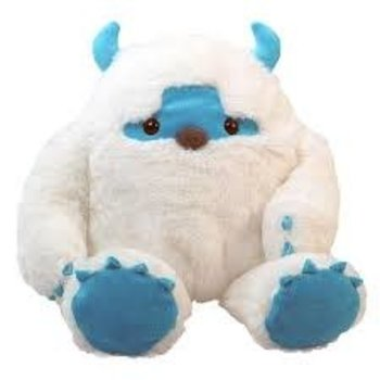 Wishpets Abominable Snowman/ Yeti Stuffed Animal