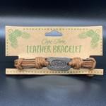 Cape Shore Leather Bracelets