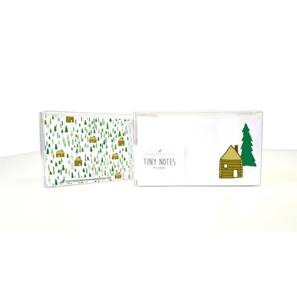 Tiny Notes - Set of 50 Cards