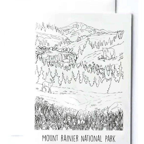 Note Card (Blank Inside)