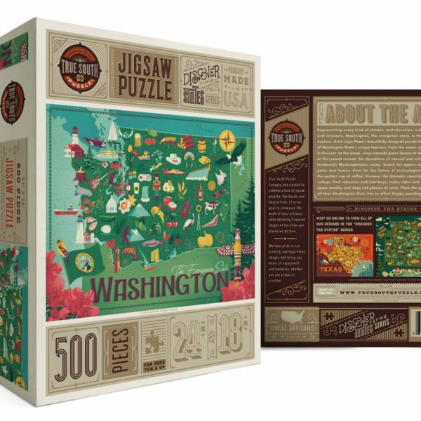 True South Co. Puzzles True South Co. Puzzles