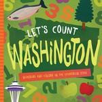 Children's Book Let's Count Washington