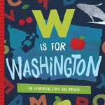 Children's Book W is for Washington